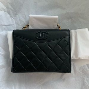 Chanel Vintage Full Flap